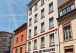 Hôtel Rhône - Hôtel des Facultés-3