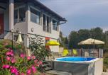 Location vacances Ribnik - Amazing home in Zadoborje w/ Outdoor swimming pool, Jacuzzi and 2 Bedrooms-1