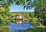 Camping avec Piscine Haute-Marne - Les Castels La Forge de Sainte Marie-1