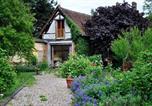 Hôtel Buchy - Au Fond du Jardin Maison d'hôtes-3