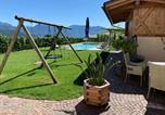 Location vacances  Mendola - Traum Ferienwohnung mit atemberaubenden Seeblick Pool und Wlan-4