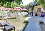 Camping avec Quartiers VIP / Premium Dordogne - Sites et Paysages La Rivière Fleurie-4