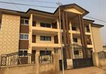 Location vacances  Ghana - Bell Apartments-1