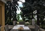 Location vacances Balatonvilágos - Kazinczy Villa-3