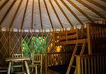 Villages vacances Marysville - Mount Vernon Camping Resort 16 ft. Yurt 7-3