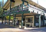 Villages vacances Oakhurst - Yosemite Lakes River Yurt 25-1