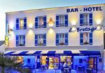 Hôtel La Barre-de-Monts - Logis hotel de Bretagne-1