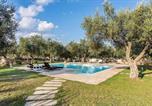Location vacances Martano - Carpignano Salentino Holiday Home Sleeps 5 with Pool and Air Con-4