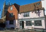 Location vacances Smarden - The Woolpack Hotel-1