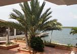 Location vacances  Antilles néerlandaises - Jan Sofat Sea View-2