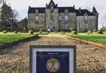 Hôtel Langon - Château de Cadouzan-2