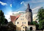 Hôtel Bad Kösen - Wasserburg zu Gommern-2
