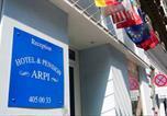 Hôtel Autriche - Hotel Pension Arpi-1