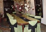 Hôtel Carrascosa del Campo - Casa Mendoza-2