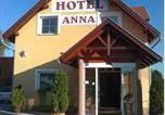 Hôtel Kőszeg - Anna Hotel-4