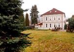 Hôtel Jáchymov - Sherwood Hotel Vojkovice nad Ohří-3