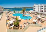 Hôtel Sant Josep de sa Talaia - Playa Bella Apartments-1