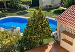 Location vacances Moclinejo - Casa familiar Rural -golf playa y piscina-1
