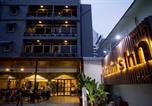 Hôtel Khlong Tan Nuea - Maxim's Inn-2