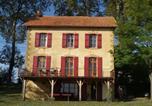 Location vacances Cravencères - La Maison Aux Volets Rouge-2