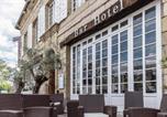 Hôtel Brive-la-Gaillarde - Hôtel - Restaurant La Réserve de Brive-2