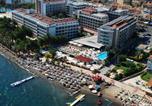 Hôtel Marmaris - Pasa Beach Hotel