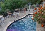 Location vacances Simbario - Studio in Badolato with wonderful sea view shared pool furnished terrace-2