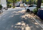 Location vacances Hamburg - Alster Hamburg - Saniertes und möbliertes Apartment mit Bad und Küche-4