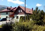 Location vacances Ždiar - Penzión U Aleny-4