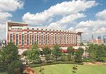 Hôtel Atlanta - Embassy Suites Atlanta at Centennial Olympic Park-2