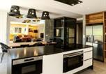 Hôtel 4 étoiles Aéroport d'Annecy - Le Kube Annecy centre Villas Prestige-3
