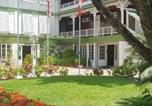 Hôtel Georgetown - Cara Lodge Hotel-1