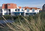 Hôtel Veere - Strandhotel Duinheuvel