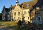 Hôtel Gentioux-Pigerolles - Château de Crocq - Chambres d'Hôtes de Charme-3