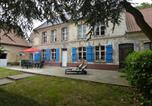 Location vacances Licques - Holiday Home in Recques-sur-Hem with Barbecue-4