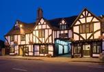 Location vacances Aylesbury - Kings Arms Hotel-3