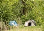 Camping avec Piscine Morannes - Slow Village Loire Vallée-3