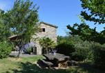 Location vacances  Ardèche - Vintage Holiday Home in Les Vans with Swimming Pool-2