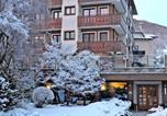 Hôtel Passo stelvio - Rezia Hotel Bormio-2