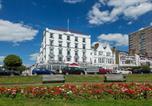 Hôtel Gillingham - Muthu Westcliff Hotel-1