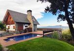 Location vacances l'Ametlla del Vallès - Un somni. Espectacular Casa dins el Parc Natural del Montseny-1