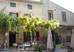 Location vacances Crillon-le-Brave - B&B Lily et Paul-4