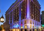 Hôtel Louisville - The Seelbach Hilton Louisville-3
