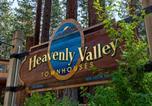 Hôtel South Lake Tahoe - Heavenly Valley Townhouses-1