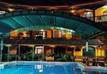 Hôtel Uvita - Apartahotel Playa Luna-4