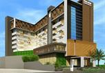 Hôtel Medan - Radisson Medan-2