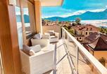 Location vacances Germignaga - Attico Palazzo di Vetro-3