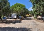 Camping avec Accès direct plage Corse - Camping le Damier-1