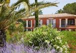 Hôtel 4 étoiles Rayol-Canadel-sur-Mer - Domaine de l'Astragale-3