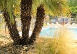 Camping avec Piscine Agde - Camping Les Jardins d'Agathe-1